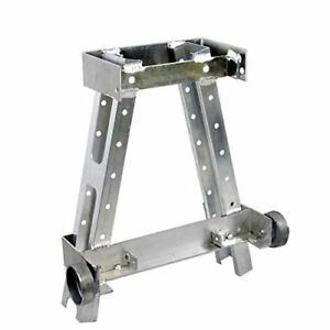 Wal board 32066 Permanent Leg Assembly For Drywall Walk up Bench