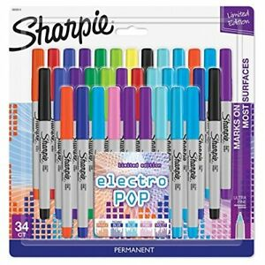Sharpie Limited Edition Ultra Fine Permanent Marker