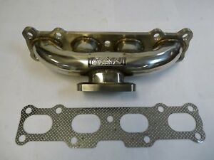 Obx Stainless Turbo Manifold For 1994 95 96 97 Mazda Miata 1 8l T3 Flange