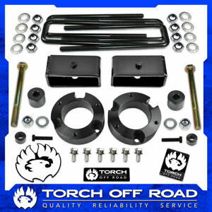 3 Front 2 Rear Leveling Lift Kit For 2005 2021 Toyota Tacoma 4wd Diff Drop