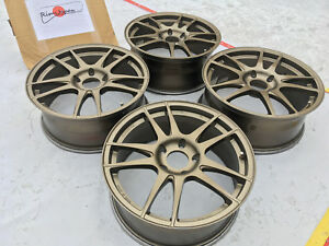 Jdm Kosei Direzza Rsc Racing 17 Wheels Pcd 114 3 7kg Accord Integra