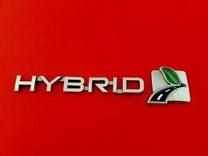2013 2018 Ford Fusion Hybrid Rear Trunk Lid Emblem Badge Logo Symbol Oem 2016