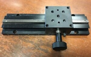 Single Stage 7 Long Adjustable Mount Precision Heavy Duty Linear Track