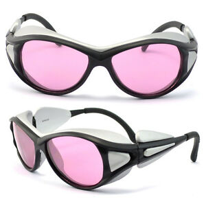 Ir Laser Protection Goggles safety Glasses For 808nm 830nm 850nm Infrared Laser