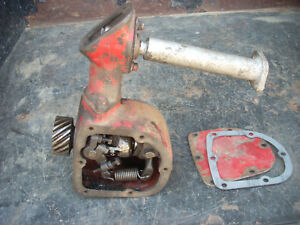 Ih Farmall International 400 450 M Super M Mta Thompson Uniball Rockit Governor