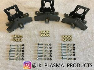 Cnc Router plasma Gantry carriage Nema 23 Motor 2 x2 2 x3 Or 2 x4