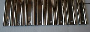 1947 1948 1949 1950 Chevrolet Gmc Truck Long Bed Stainless Steel Bed Strip Set