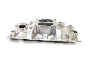 Sbc Professional Products Power Cyclone Dual Plane Intake Manifold 52000