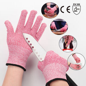 Butcher Cut Resistant Gloves Waterproof For Kitchen Cut Wood Carving Protection