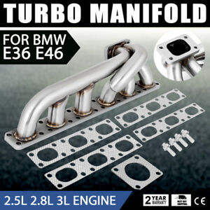 Turbo Manifold For Bmw E36 E46 325i 328i 330i M3 2 5l 2 8l 3l Engine