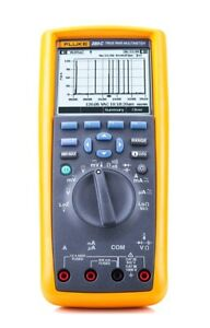 Fluke 289c True rms Industrial Logging Multimeter Trend Capture New