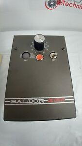 Baldor Dc Drive Bc140 Solid State Dc Motor Speed Control