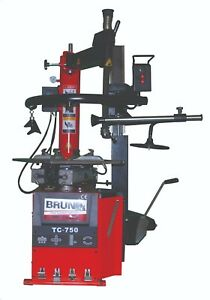 Bruno Tire Changer Machine 12 Month Warranty Clamps Open To 28 Like Coats