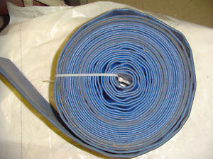 3 3 Inch 50 50 Feet Water Discharge Hose Lay Flat Hose