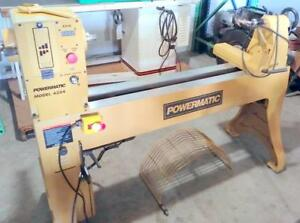 Powermatic 1791254 Lathe model 4224 used