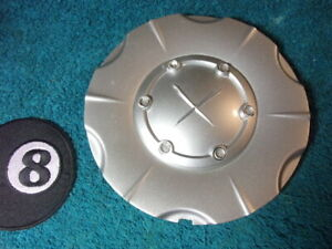 Exel X Silver Stock Custom Wheel Center Cap Hub Part Abs 5 7 8 O D