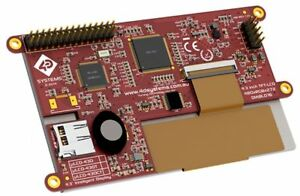 4 3 Tft Lcd Intelligent Display W Resistive Touch