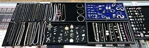 Lot Of 195 Sterling Silver Mixed Jewelry All Wearable Not As Scrap
