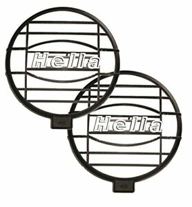 Hella 165530801 500 500ff Series Protective Grille Cover 2 Piece
