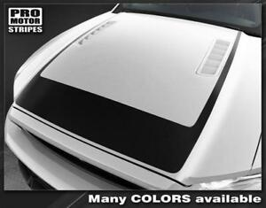 Ford Mustang 2013 2014 Ready 2 Rock Hood Accent Stripe Decal Choose Color