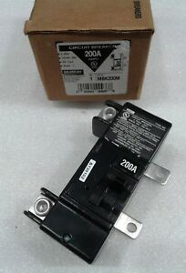 Mbk200m Murray 200amp 2pole 120 240 Circuit Breaker New