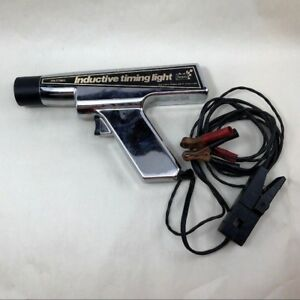 Inductive Timing Light Gun Sears Craftsman Roebuck And Co 244 213801 Chicago
