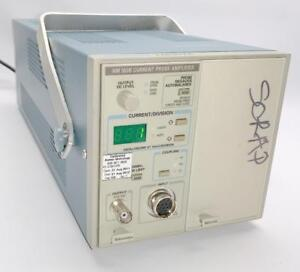 Tektronix Am503b Current Probe Amplifier With Tm502a Mainframe Pre owned