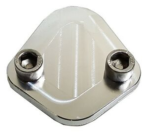 Fuel Pump Block Off Plate Buick Jeep Pontiac F158
