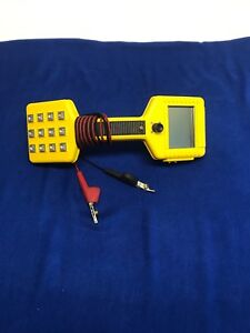 At t Fluke Networks Pro Telephone Line Test Set Phone Lineman