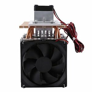 144w Dual core Semiconductor Refrigeration Thermoelectric Peltier Air Cooling De