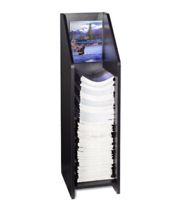 Single Pocket Literature Stand For 9x12 Magazines
