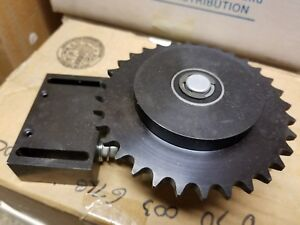 Universal Instruments 40091002 Spring Loaded Radial Chain Tensioner Assy new