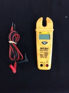 Ideal Split Jaw Automatic Smart Meter Digital Multimeter 61 096 Free Shipping