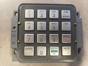 Gilbarco M10661b001 Encore E700 700s E500 Epp Encrypted Pin Pad Keypad Pinpad