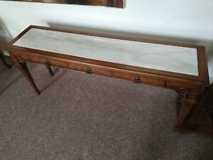 Weiman Marble Top Table