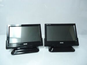 Lot Of 2 Mimo Magic Touch 10 1 Lcd Touchscreen Display Usb Um 1010a With Base