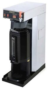 Newco Intelli brew Coffee Brewer Maker With Thermal Beverage Pot Dispenser