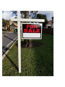 Real Estate Sign Post 5 5 Arm 31
