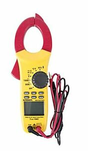 Sperry Instruments Dsa1020trms True Rms Digital Snap around Clamp Meter 10
