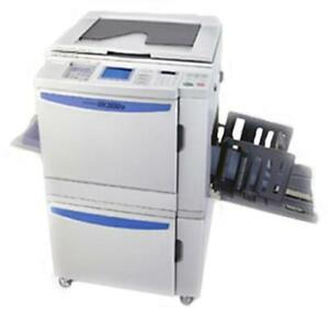 Risograph riso Rn 2000ui High Speed Duplicator