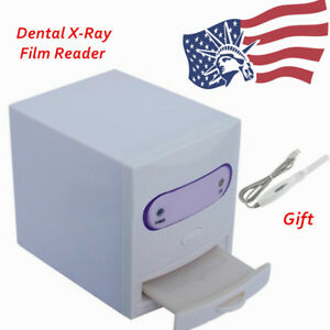 Lab Dental X ray Film Viewer Reader Scanner Digitizer Usb W Intraoral Camera Ups