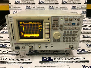 Advantest R3361a Spectrum Analyzer With Warranty