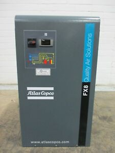 Atlas Copco 146 cfm Refrigerant Air Dryer Used Am17966