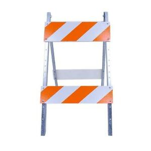 Traffic Control Road Safety Sign Stand Barrier Barricade Reflective Sheeting New