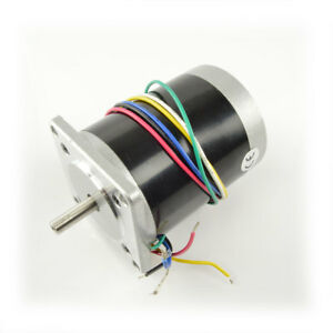 12v 0 68a 125oz in Unipolar Stepper Motor Nema 23