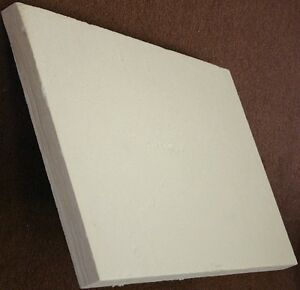 Ceramic Fiber Board 2300 f 900 Mm X 600 Mm X 25 Mm 1 Free Shipping