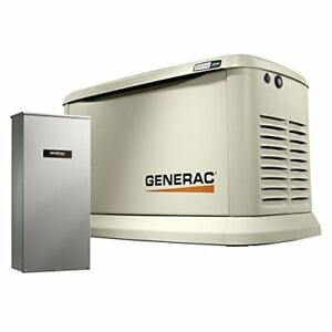 Generac 7043 Home Standby Generator With Wi fi