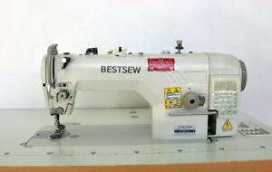 Bestsew D 9990 04 Computerized Automatic Lockstitch Industrial Sewing Machine