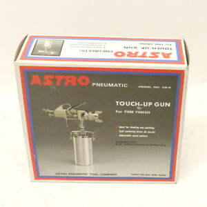 Astro Pneumatic Touch up Gun As 6s