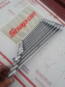 Snap On Tools U Pic Crowfoot Combo Sockets Wrenches Etc Mm Sae